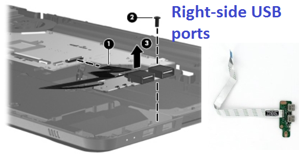 usb ports not working windows 7