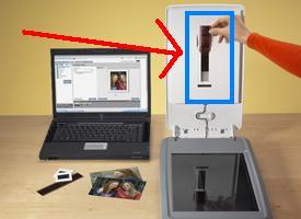Scanning of 35mm color slides - eehelp com