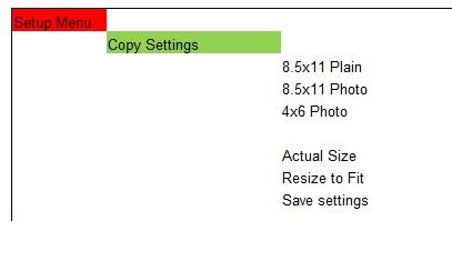 Solucionado Copias Ampliadas Al 100 150 200 En Impreso