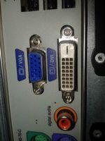 contectores para monitor
