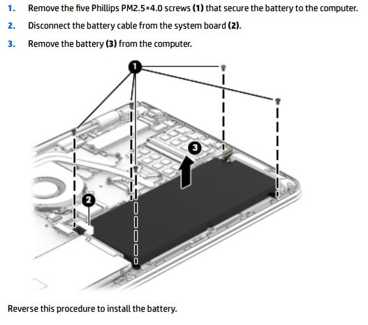Solucionado: Re: Cuidados de batería no extraíble