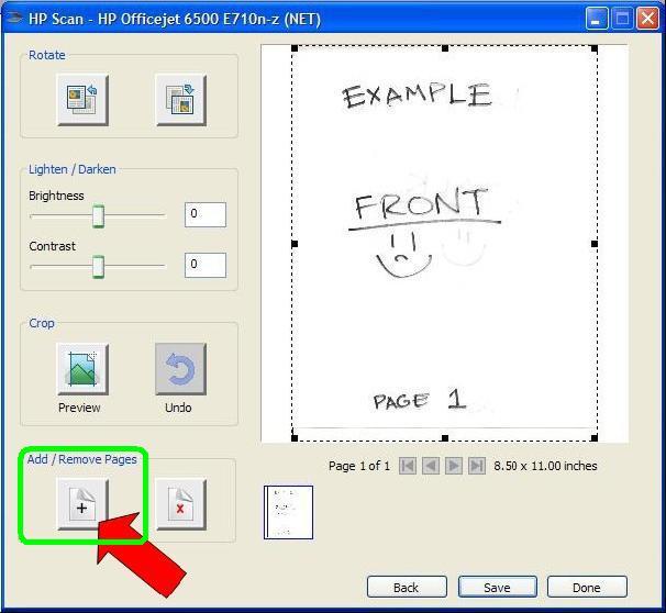 Solucionado Foro Hp Como Escanear Varios Documentos Y