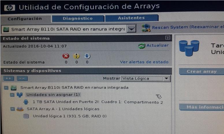Configurar Raid