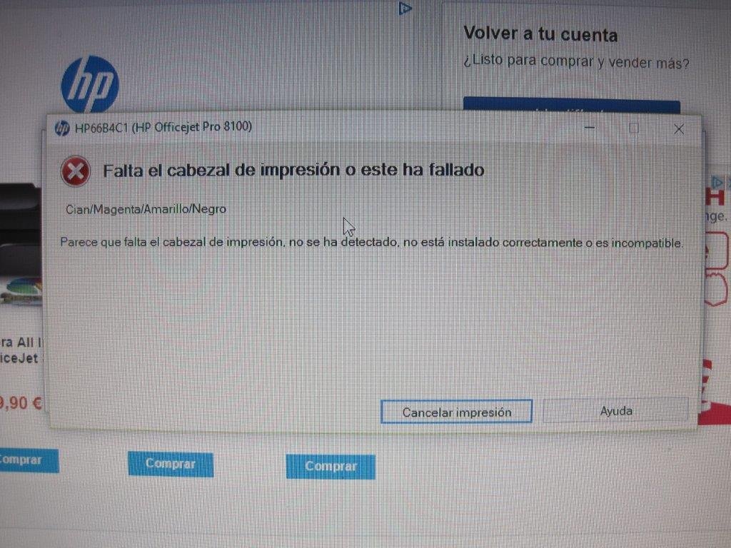 HP Officejet Pro 8100 cabezal ha fallado.jpg
