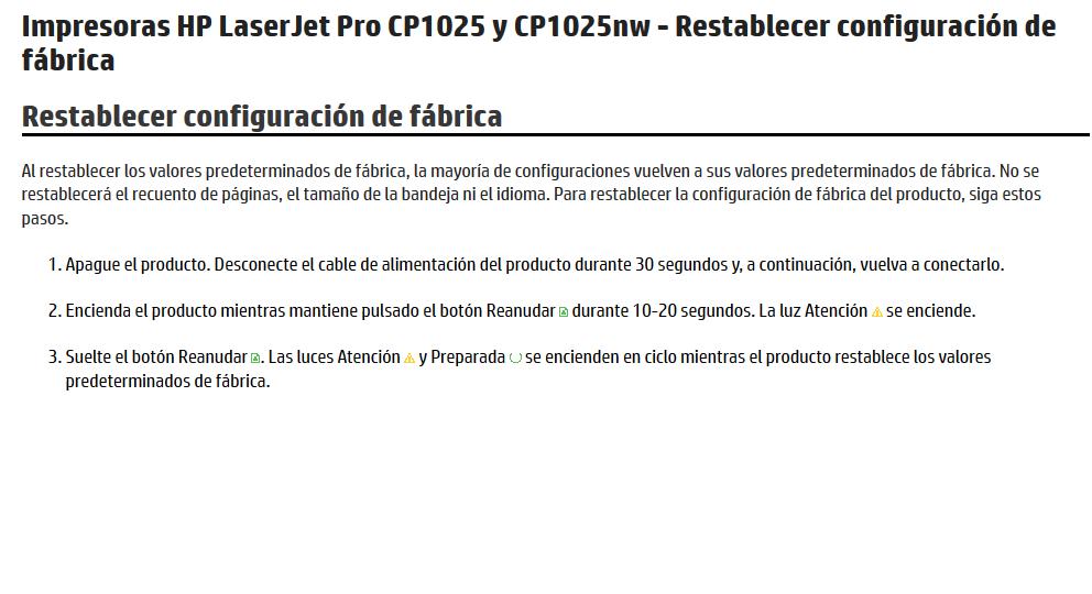 Foro HP - cambio de wifi en impresora 1025 - Foro de los usuarios ...