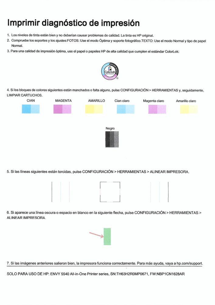 Foro HP - Imprimir en color - Foro de los usuarios HP - 817892