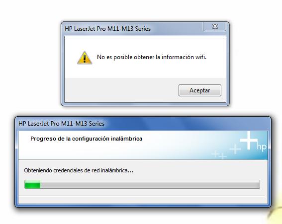Ingresé el SSID de mi red manualmente y tampoco la encuentra.