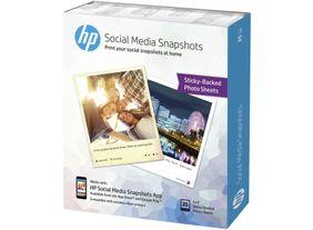 Papel HP Social Media Snapshots