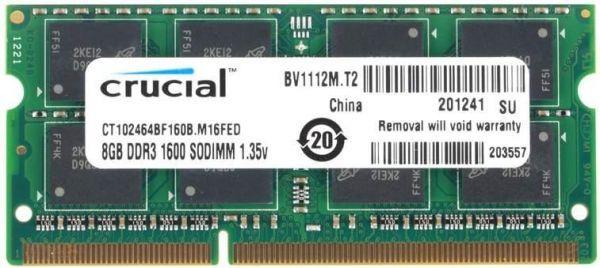 Ejemplo 2 de RAM SO-DIMMs (204-pin) sockets
