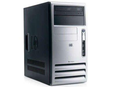 HP Compaq dx6100 microtorre