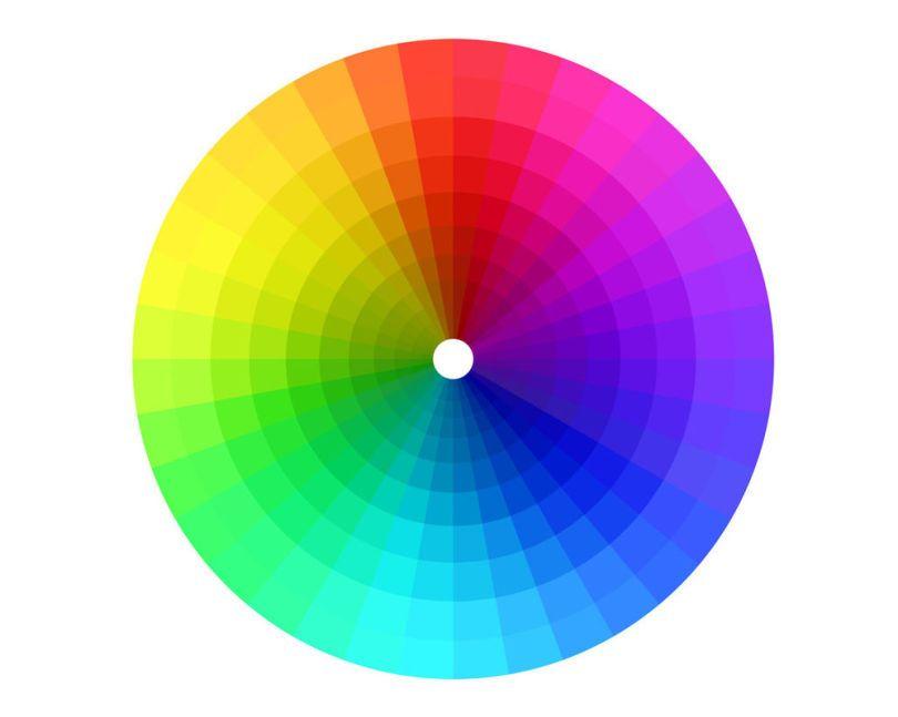 Y aquí el círculo como debería verse