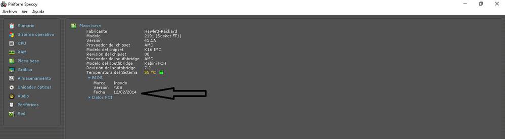 Version actual de la bios equipo laptop.png