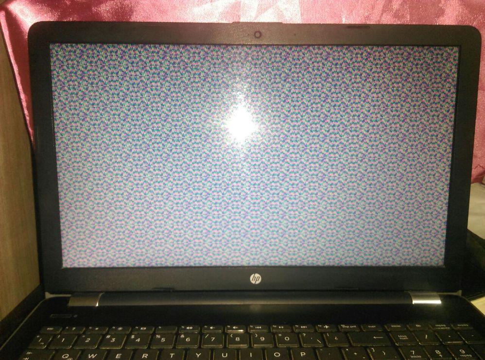 esto me sucede cada vez que enciendo mi laptop