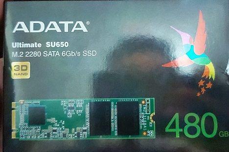 SSD SATA m2