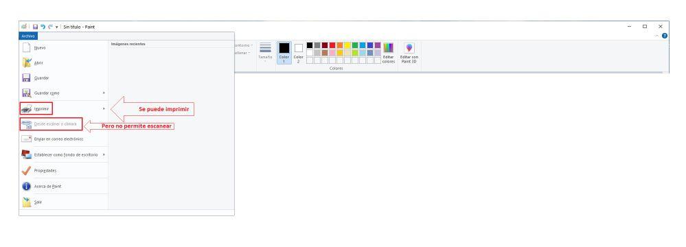 HP - Problema de escaneo - No se puede seleccionar el escaneo desde 'Paint' pero SI se puede imprimir - 20201113.jpg