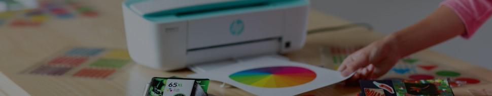 Aprenda cómo imprimir, escanear, usar el fax en su impresora HP