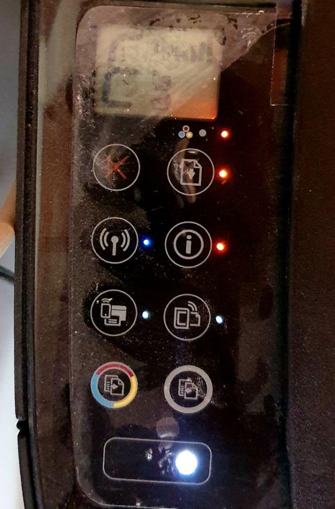 HP 5820 Teclas Luces Error.jpg
